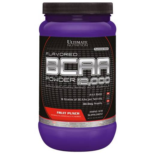 Ultimate Nutrition Bcaa 12000 60 servings