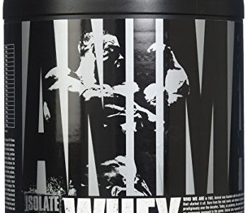 Animal Animal Whey isolate 2.3 kg 68 servings