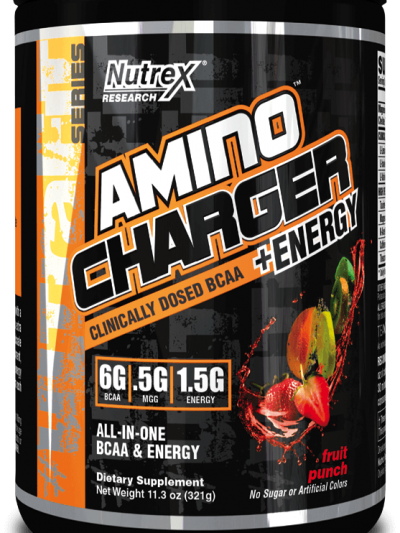 Nutrex Amino Charger 30 Servings