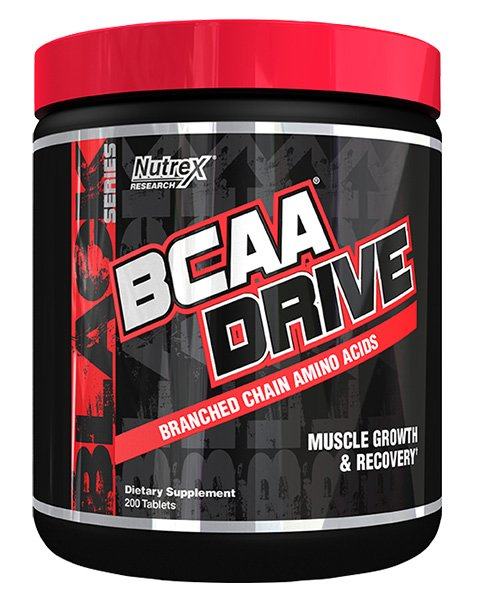 Nutrex Bcaa Drive 200 tablets