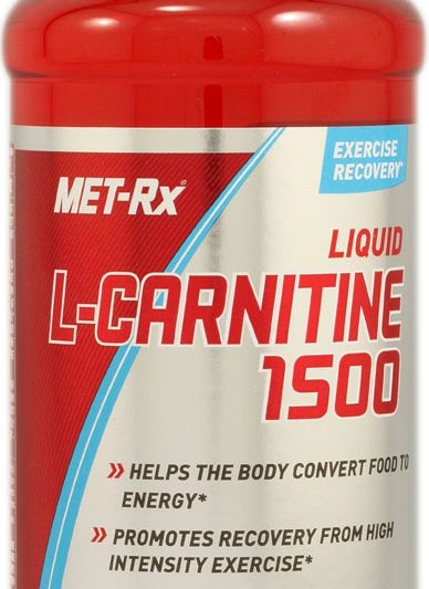 Met-Rx Liquid L-Carnitine 1500/3000 mg