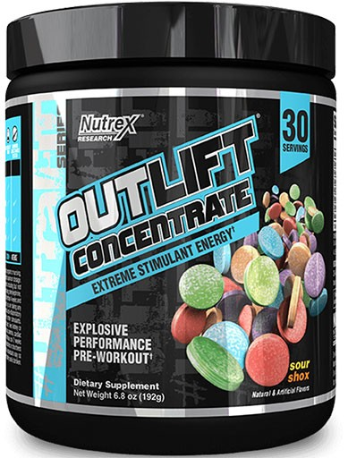 Nutrex Outlift Concentrate 30 servings