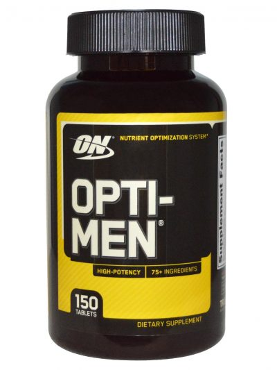 Optomum Nutrition Opti-Men 150 Tablets