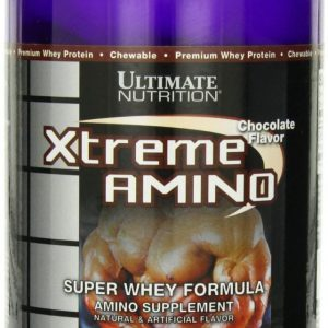 Ultimate Nutrition Xtreme amino 330 tablets chocolate flavor