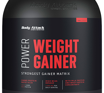 Body Attack power weight gainer 4.75 kg 95 servings